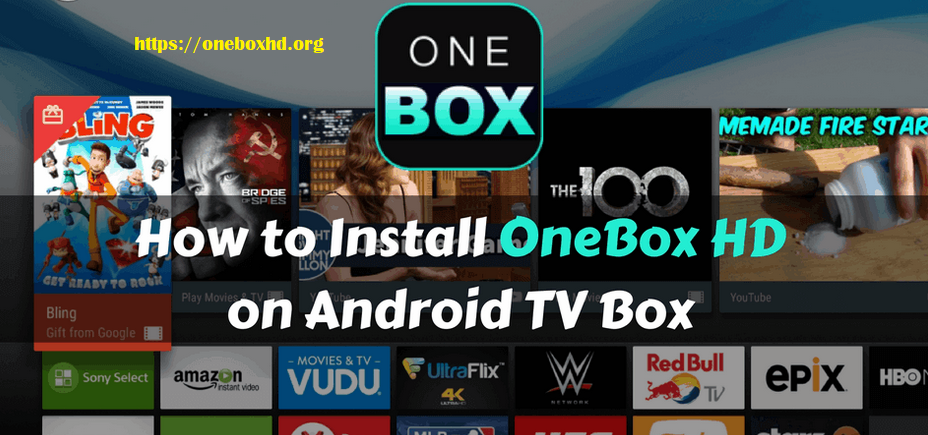 onebox hd for Android tv box