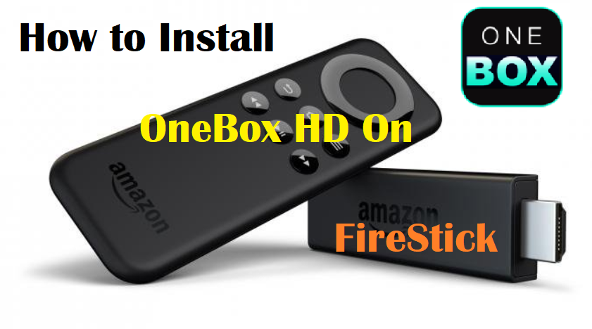 onebox hd for firestick tv