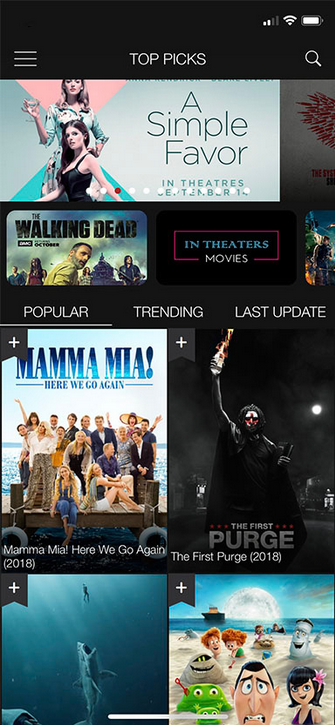 coto movies apk for Android